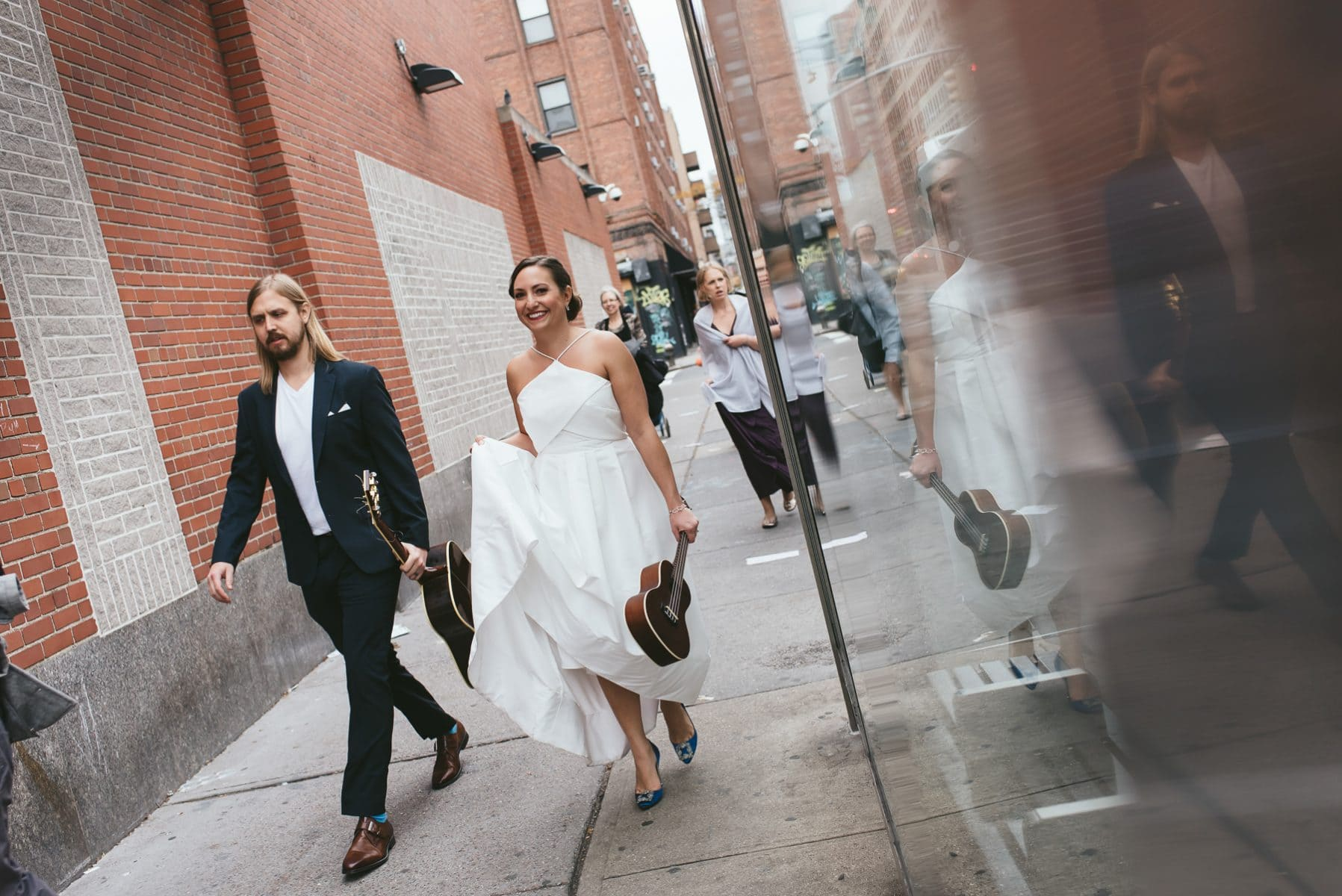 East Village wedding