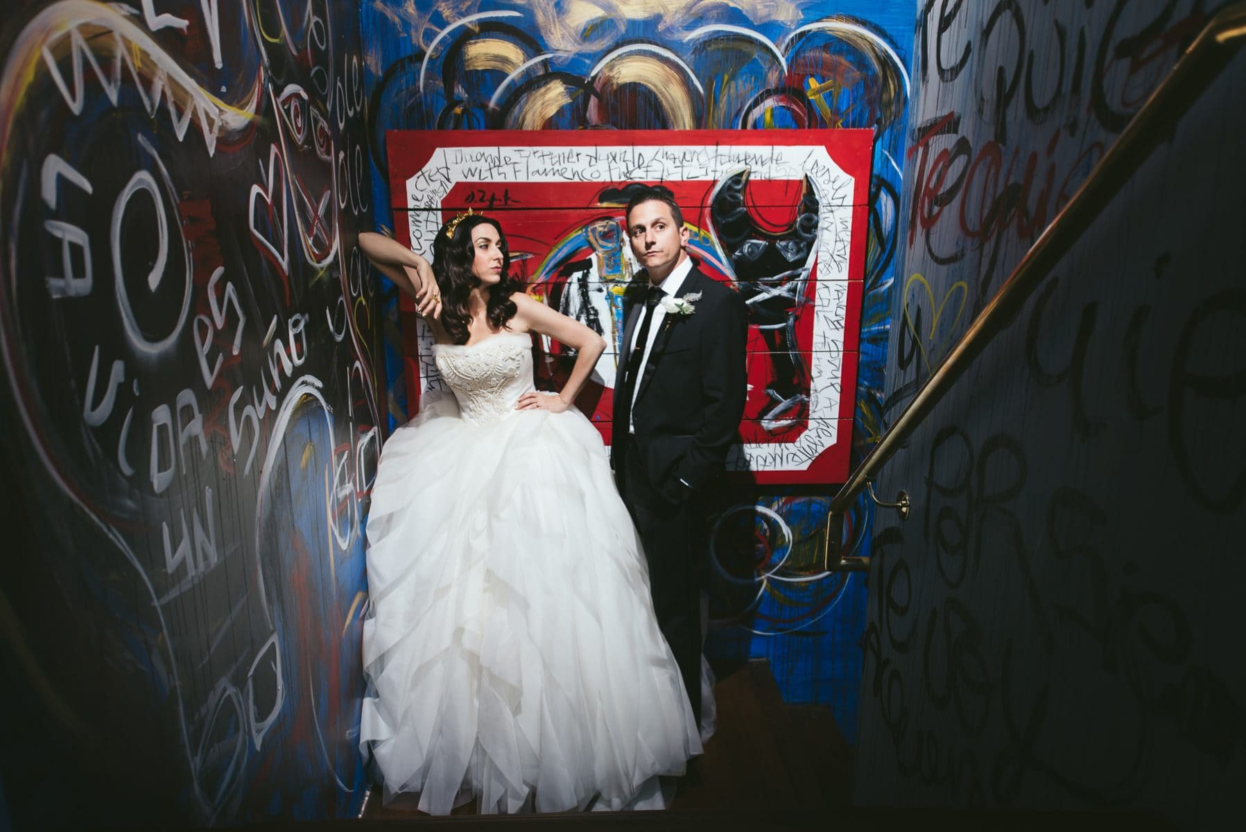 East Village Wedding