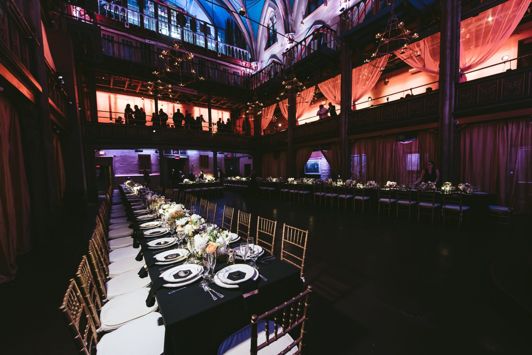 Angel Orensanz Foundation Wedding Venue