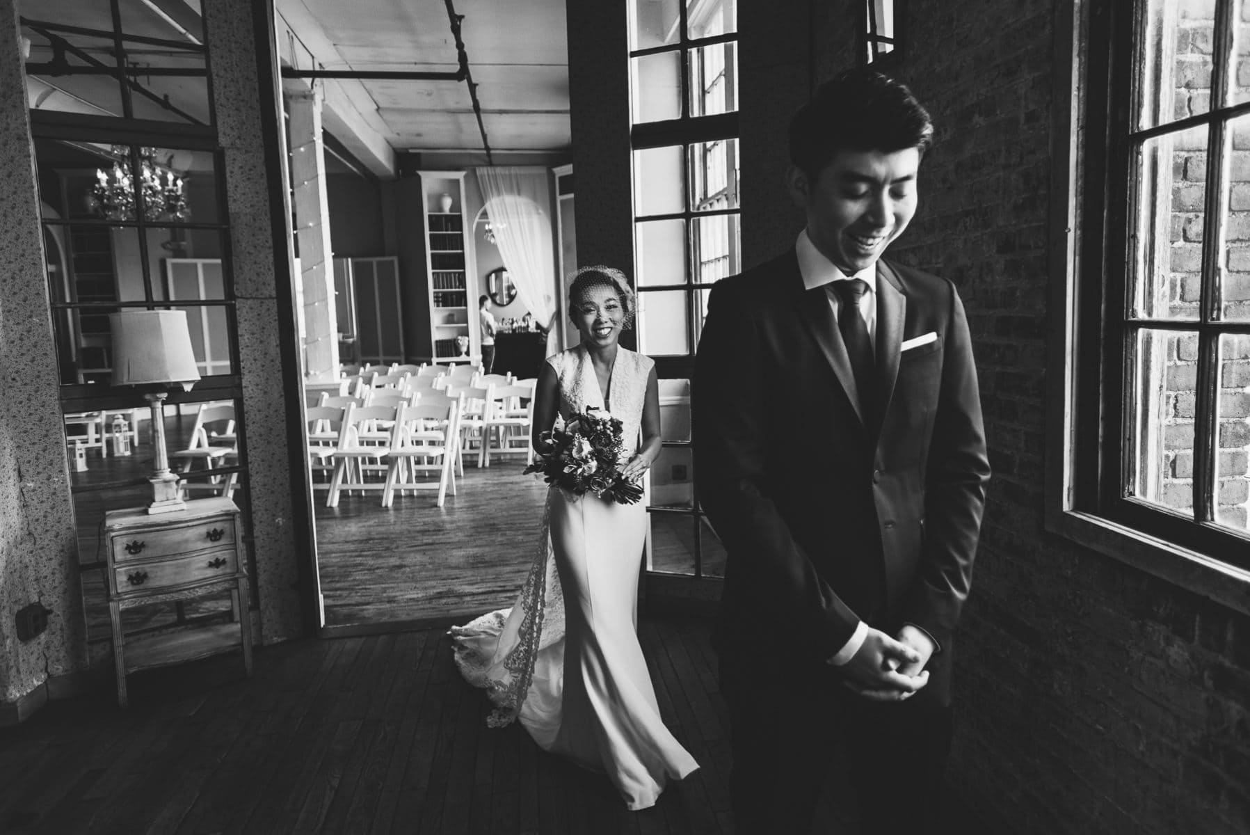 Brooklyn Metropolitan Building wedding photography