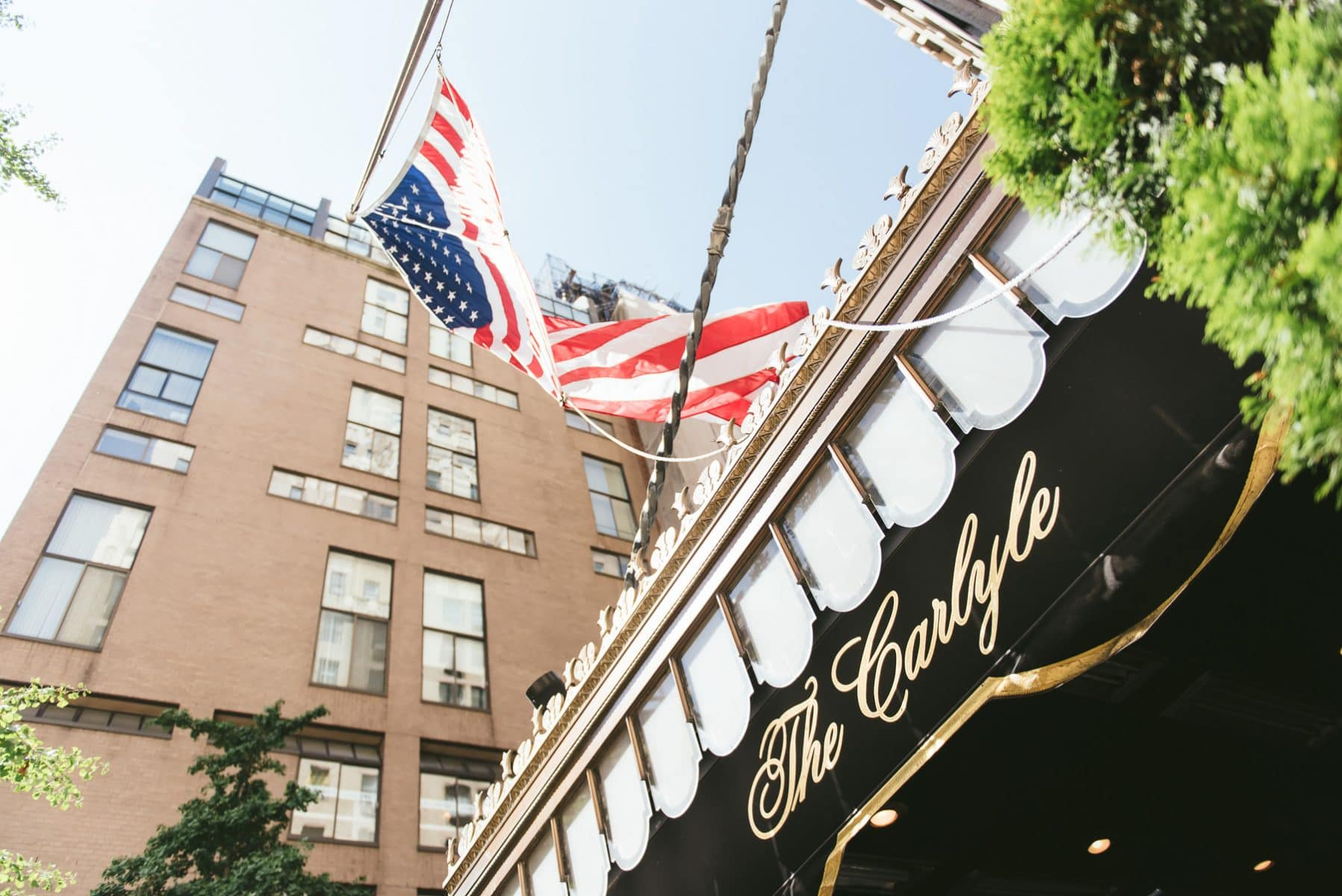 The Carlyle Hotel wedding
