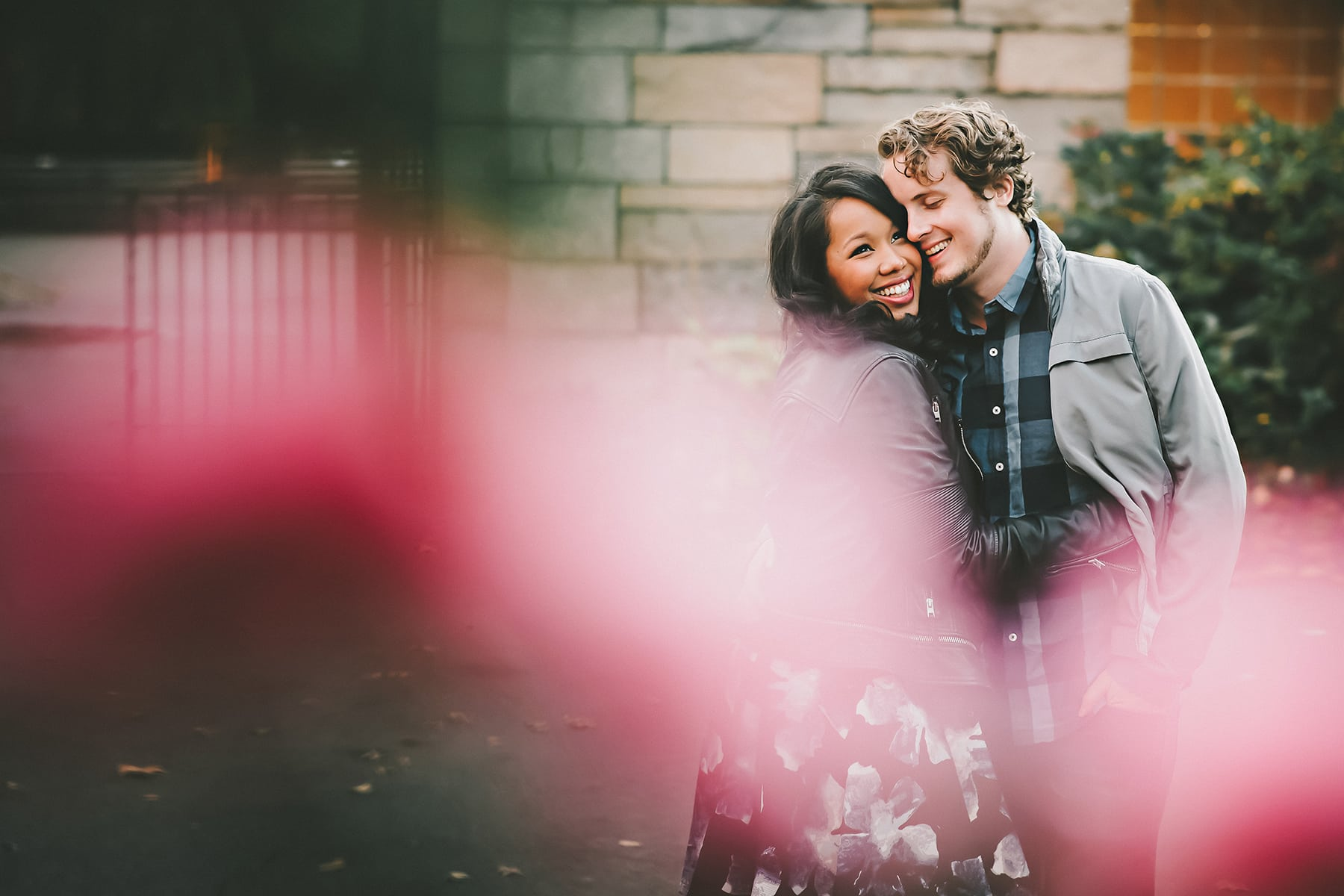 engagement session Manhattan NYC Soulmates Studio