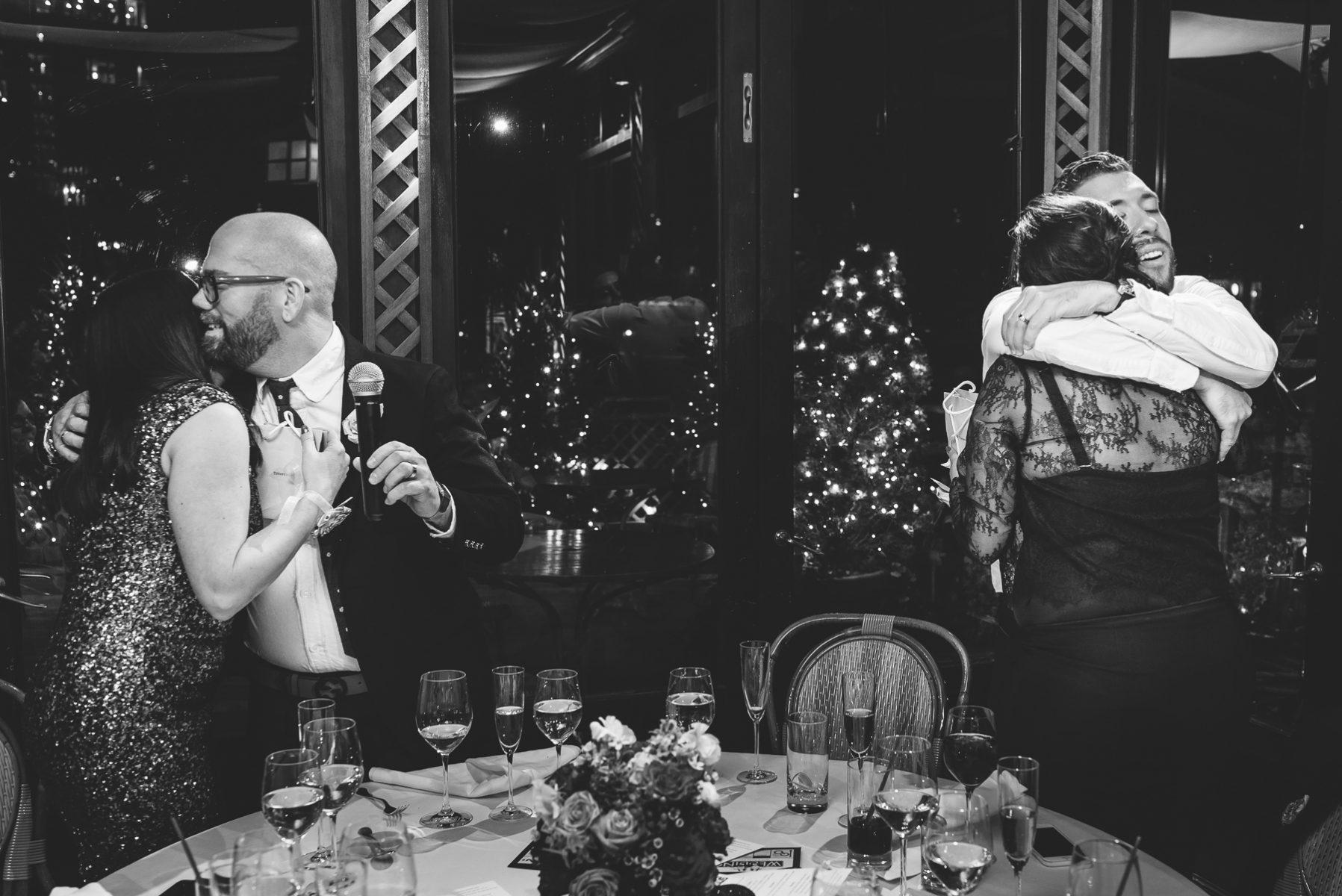 River cafe wedding