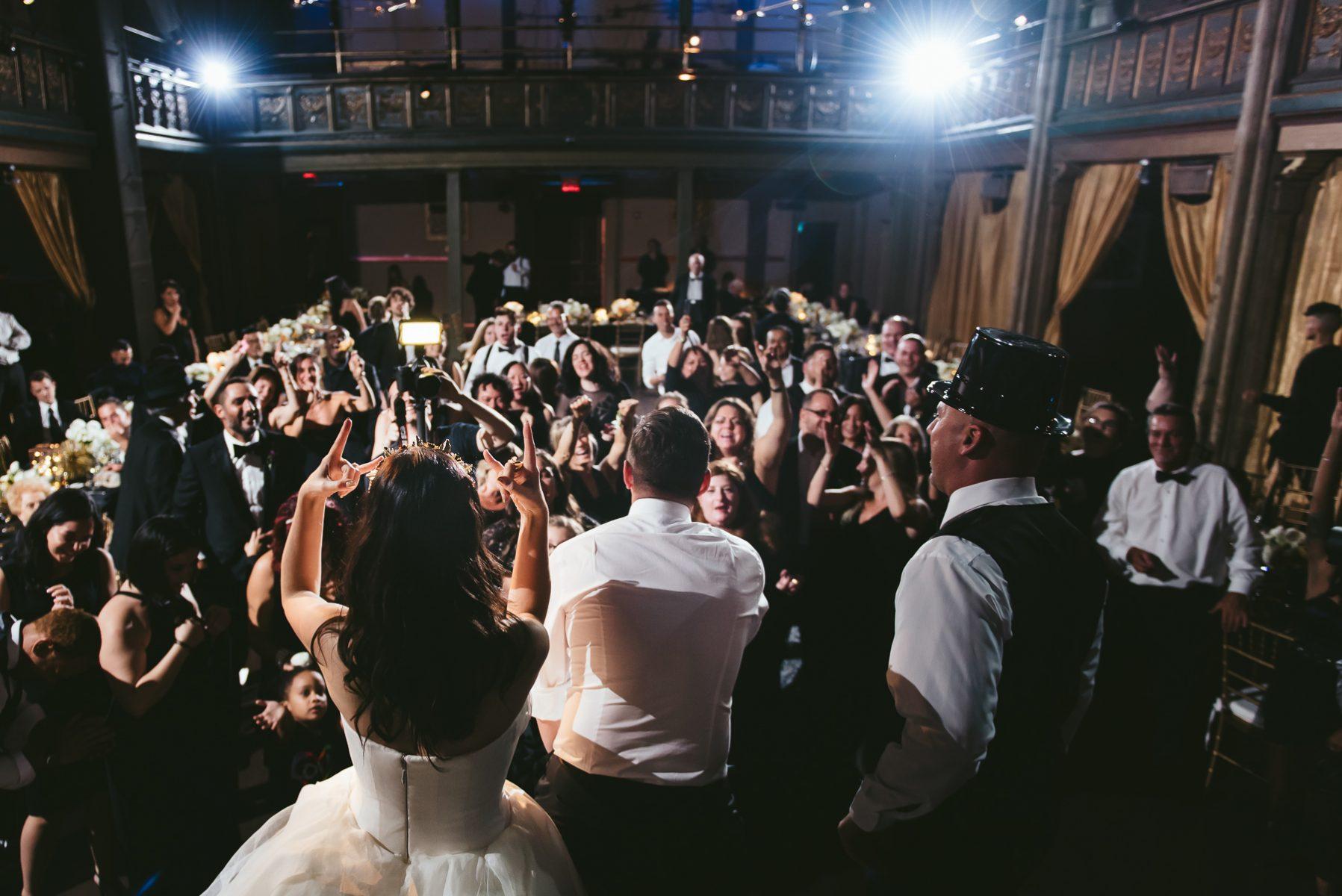Angel Orensanz Foundation Wedding photos