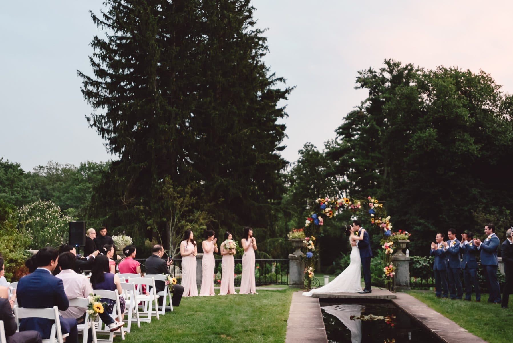New Jersey Skylands manor castle wedding