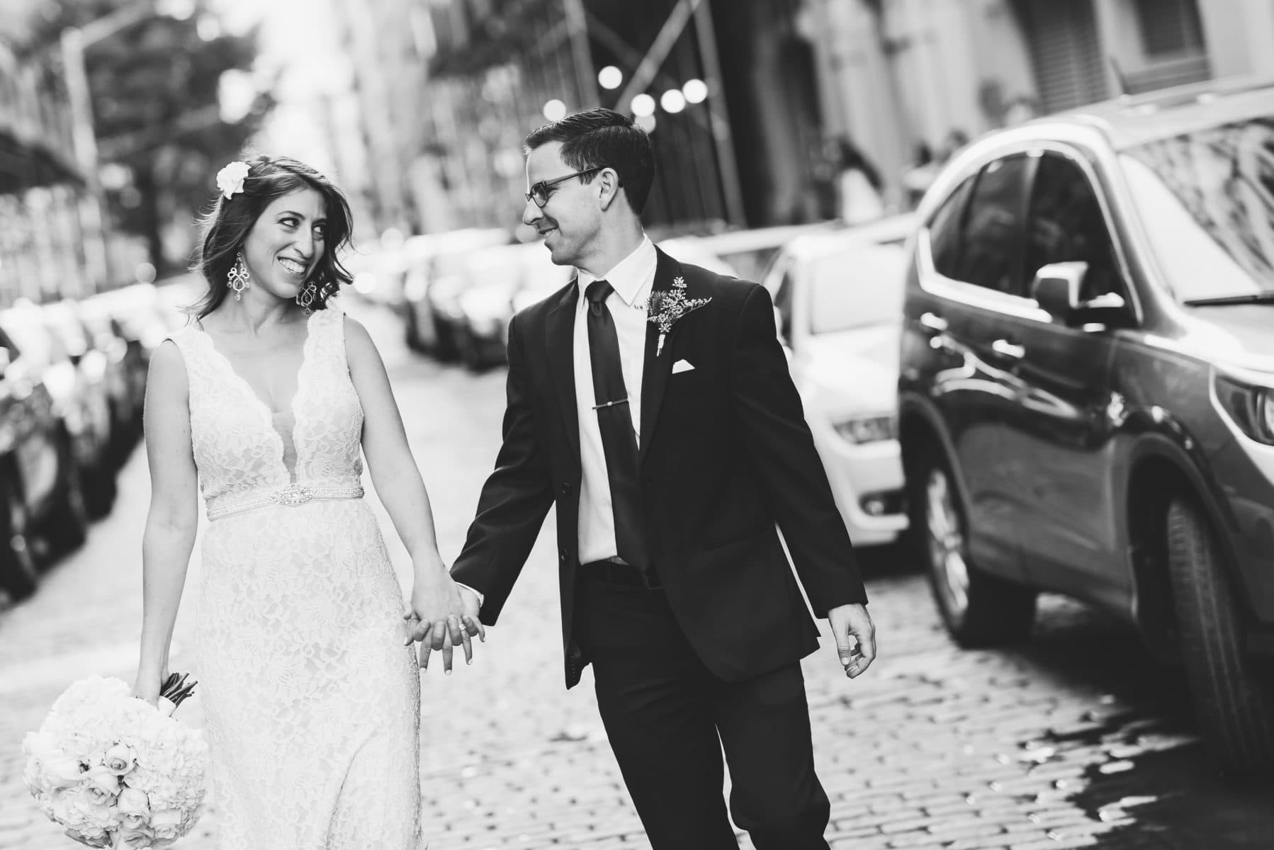 New York East Village Elopement Wedding