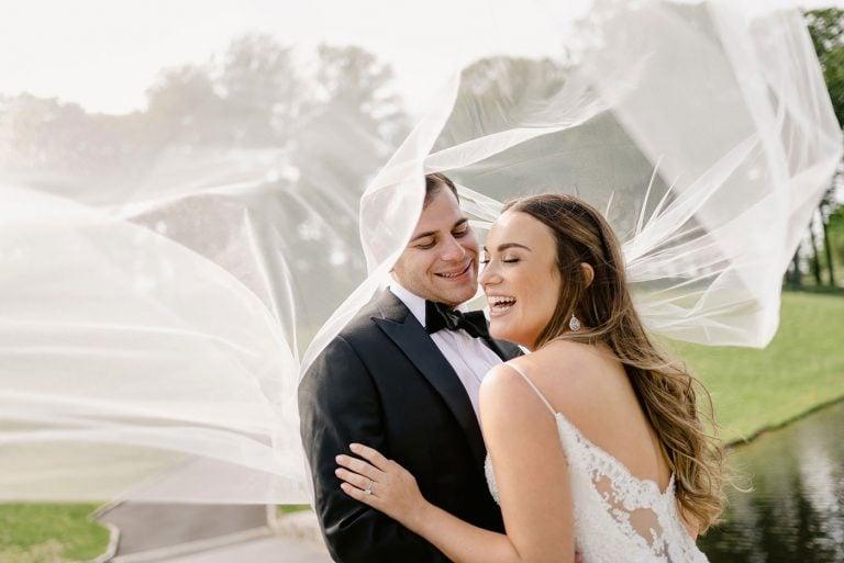 Lake Success Wedding