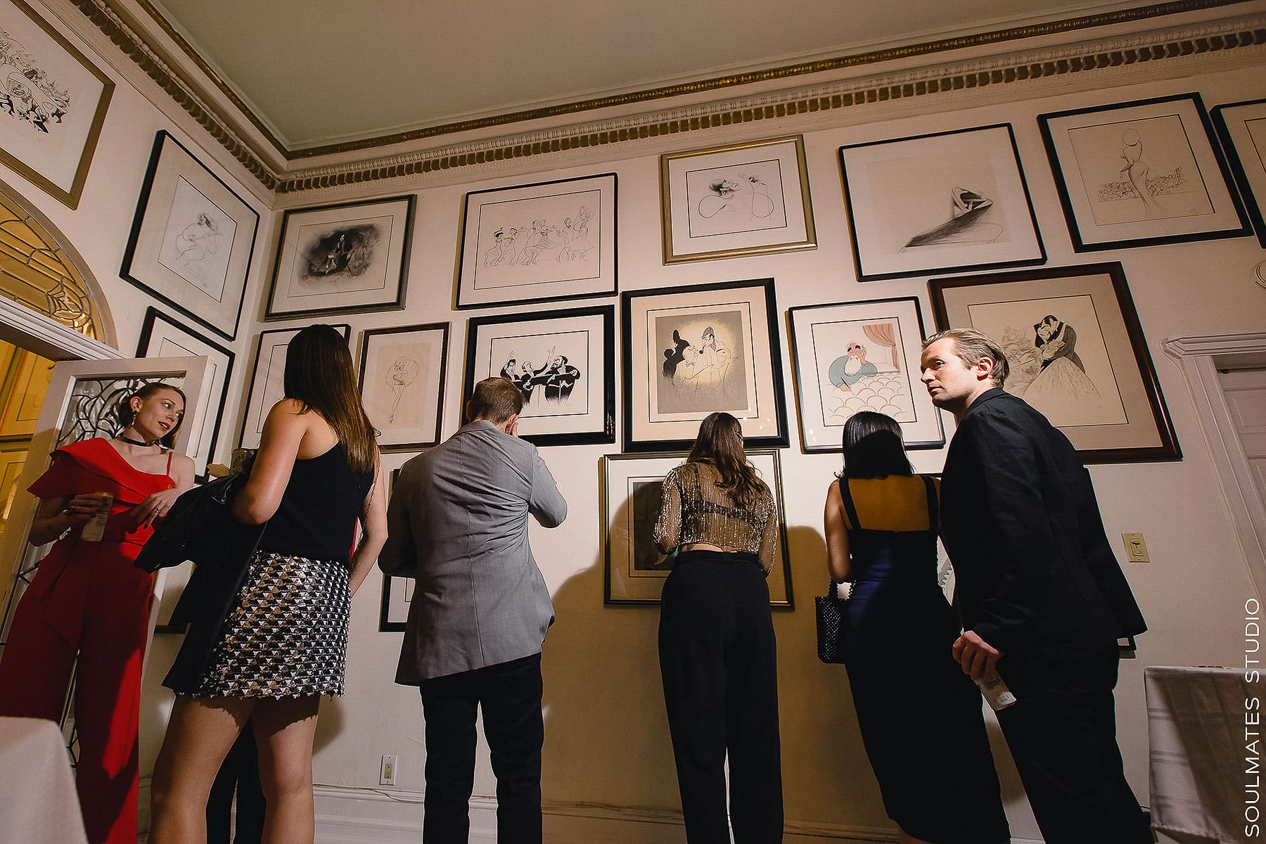 Manhattan Margo Feiden Galleries Wedding Venue