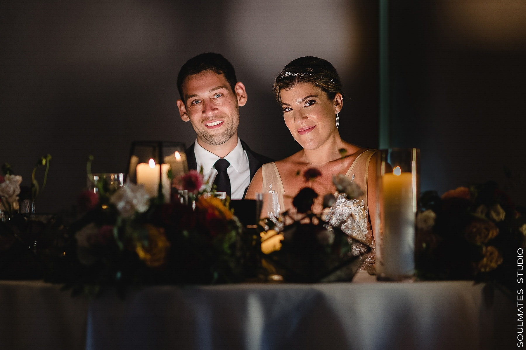New Jersey Hyatt Regency Wedding Bride and Groom Portrait