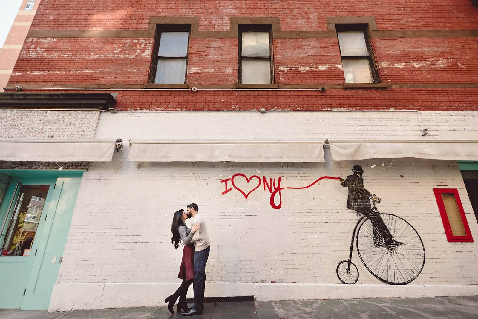New York Engagement Pictures Guide